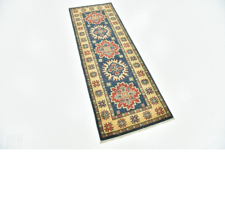2' 2 x 6' 2 Kazak Runner Rug