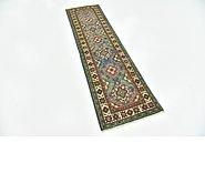 Link to 55cm x 205cm Kazak Runner Rug