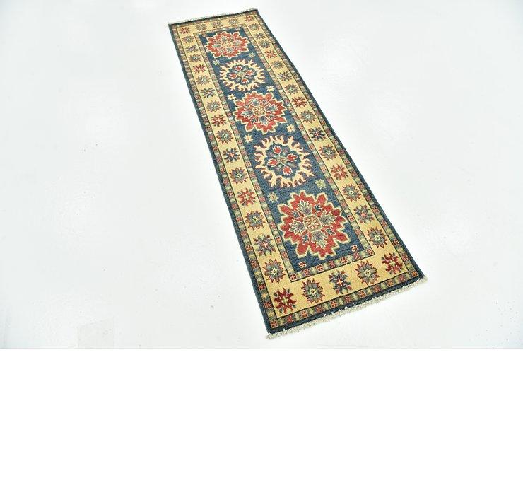 2' x 6' 8 Kazak Runner Rug