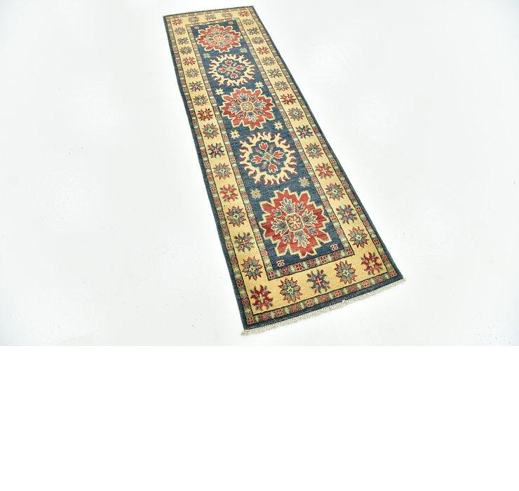 2' x 6' 9 Kazak Runner Rug