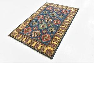 Link to 122cm x 190cm Kazak Rug item page
