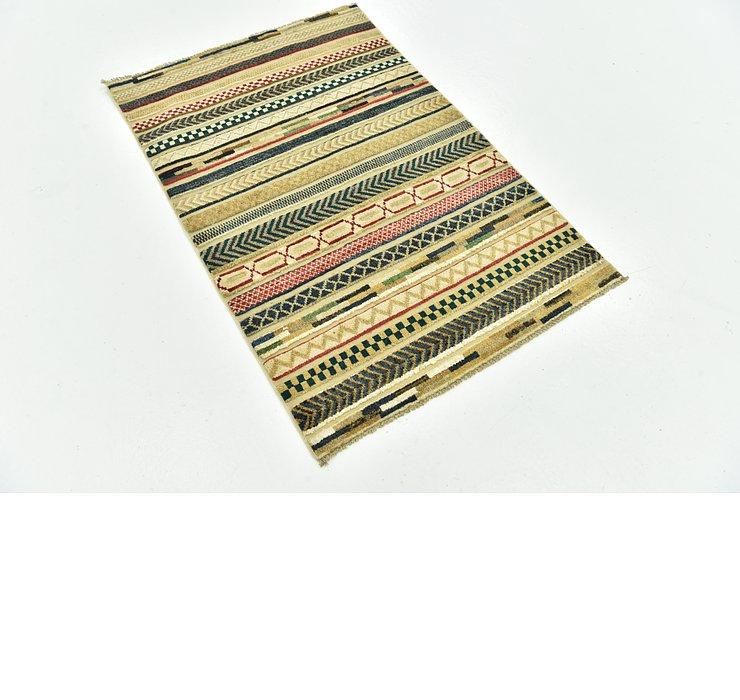 2' 9 x 4' 1 Modern Ziegler Rug