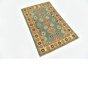 Link to 80cm x 127cm Kazak Rug item page