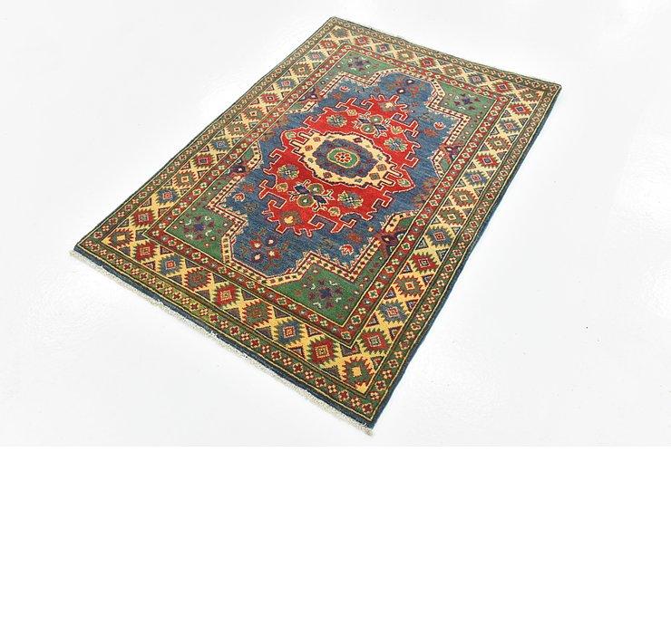102cm x 145cm Kazak Rug