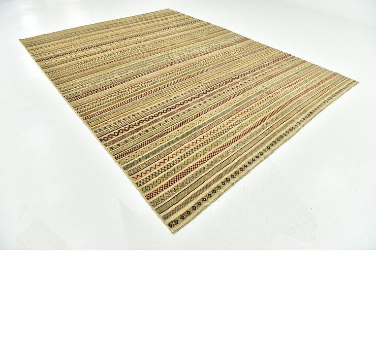 9' 2 x 12' Modern Ziegler Rug