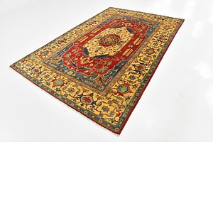 Link to 185cm x 282cm Kazak Rug item page