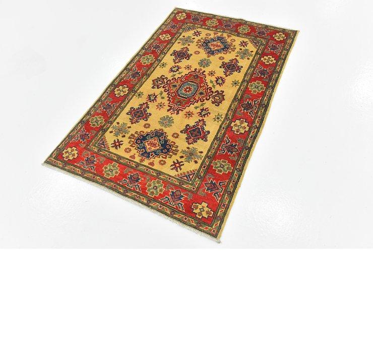 3' 1 x 4' 11 Kazak Rug