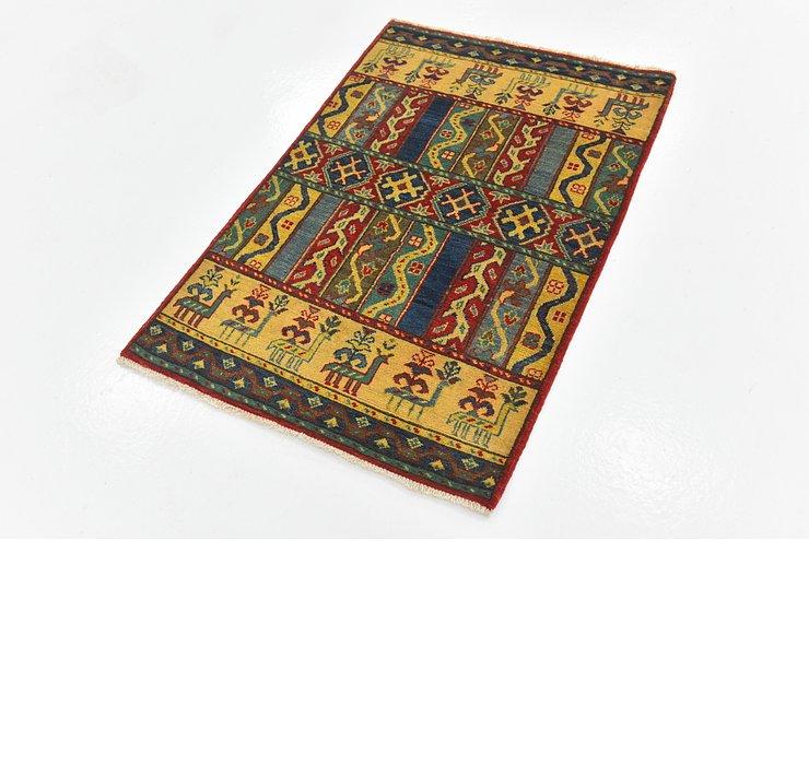 2' 9 x 4' 1 Kazak Rug
