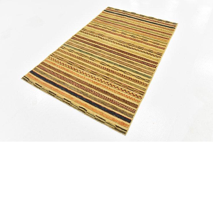 3' 10 x 5' 10 Modern Ziegler Rug