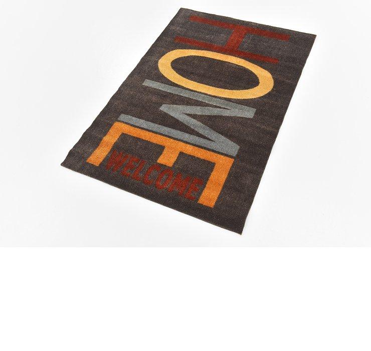 2' 7 x 3' 10 Doormat Rug