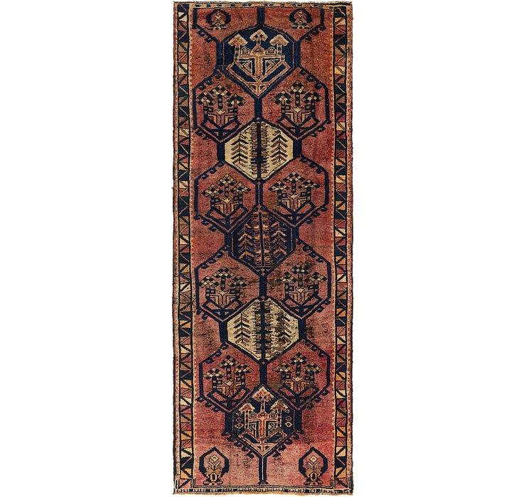4' x 10' 9 Shiraz Persian Runner Rug