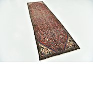 Link to 100cm x 353cm Hossainabad Persian Runner Rug