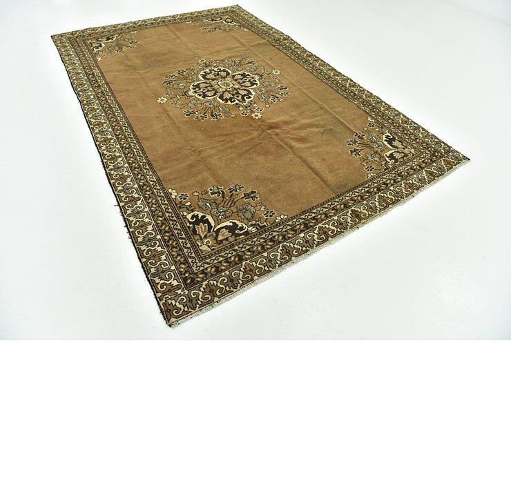 6' 2 x 9' 6 Ferdos Persian Rug