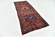 Link to 117cm x 287cm Hamedan Persian Runner Rug