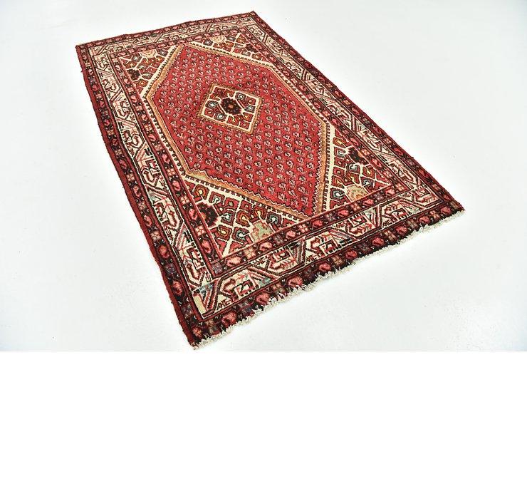 4' 6 x 6' 9 Botemir Persian Rug
