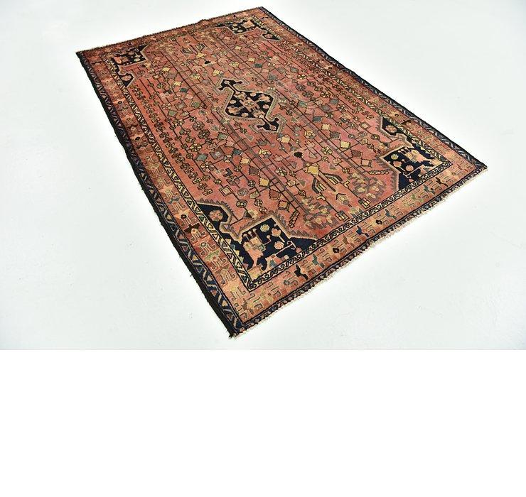 4' 10 x 7' Tuiserkan Persian Rug