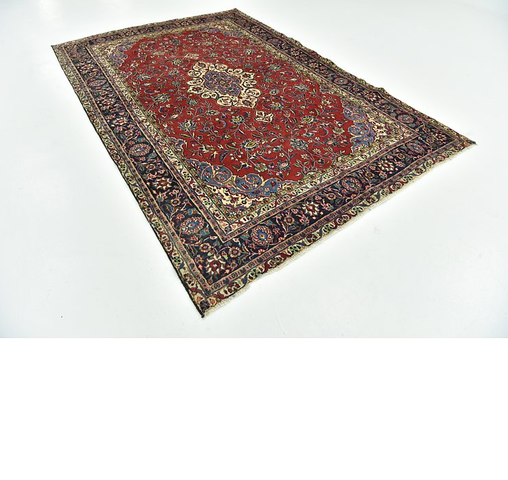6' 7 x 9' 9 Shahrbaft Persian Rug