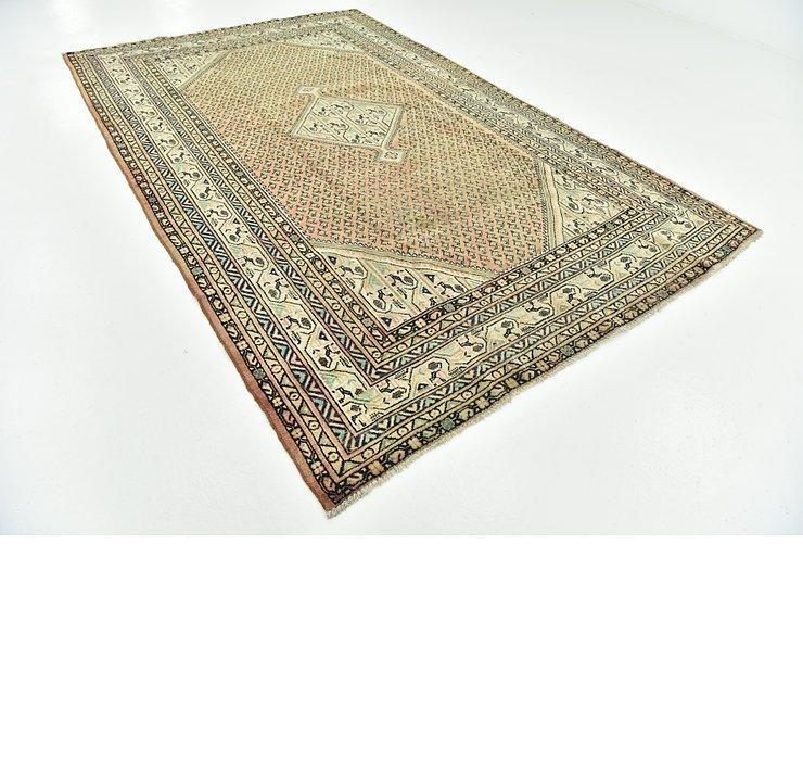 7' 2 x 11' 4 Botemir Persian Rug