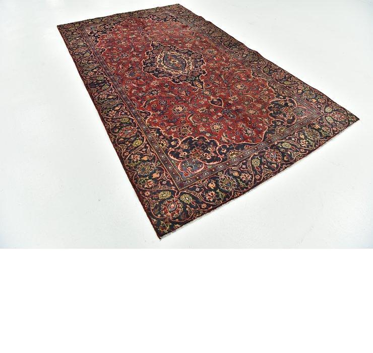 5' 9 x 9' 7 Mashad Persian Rug