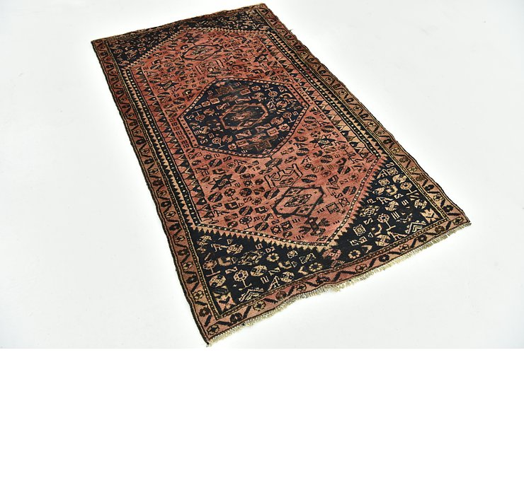 3' 5 x 5' 9 Zanjan Persian Rug