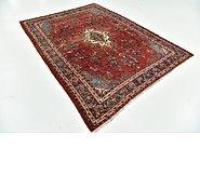 Link to 203cm x 267cm Hamedan Persian Rug