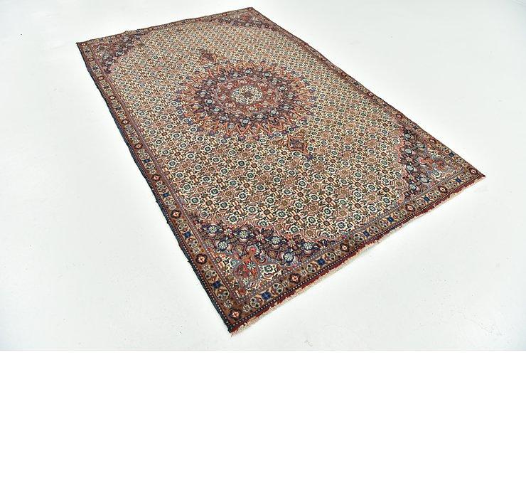 5' x 8' 1 Mood Persian Rug