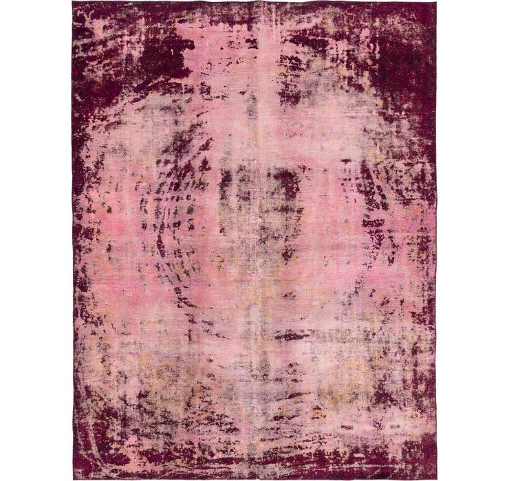 9' 2 x 12' Ultra Vintage Persian Rug