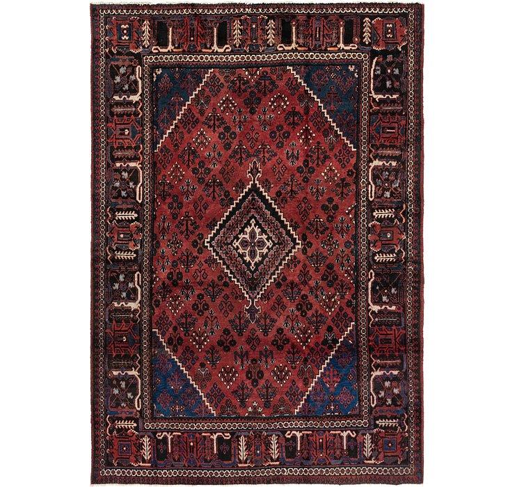 208cm x 310cm Joshaghan Persian Rug