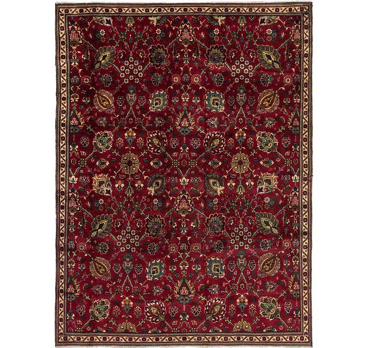 7' 8 x 12' 4 Tabriz Persian Rug