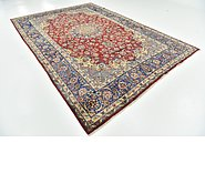 Link to 257cm x 378cm Isfahan Persian Rug