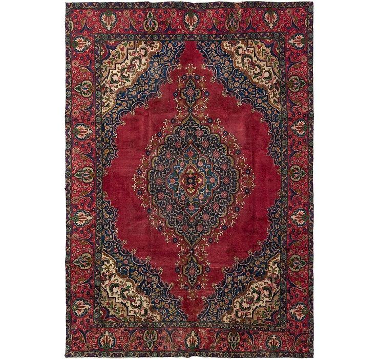 8' 10 x 12' 6 Tabriz Persian Rug