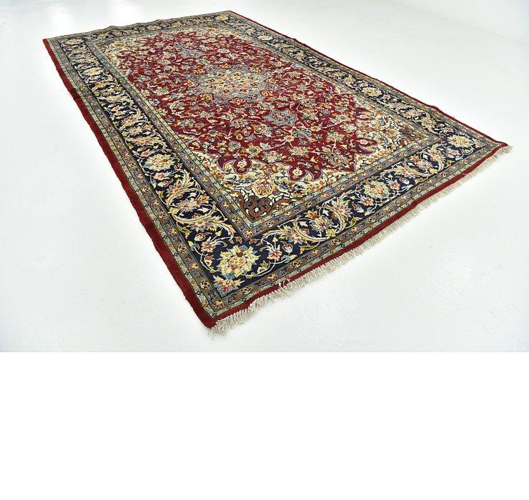 8' x 12' 8 Isfahan Persian Rug