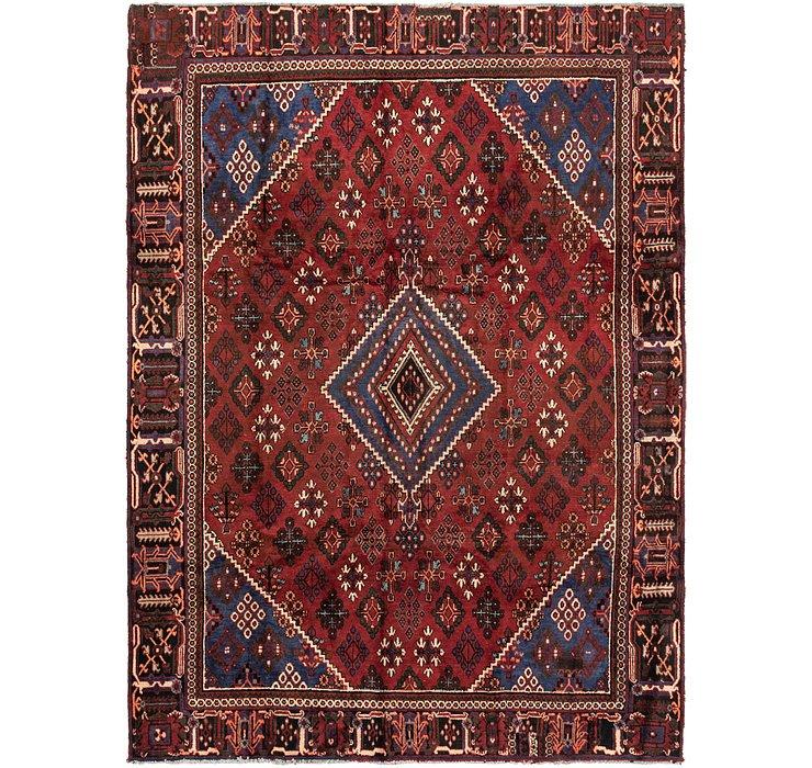 7' 6 x 10' 6 Joshaghan Persian Rug