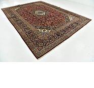Link to 305cm x 410cm Kashan Persian Rug