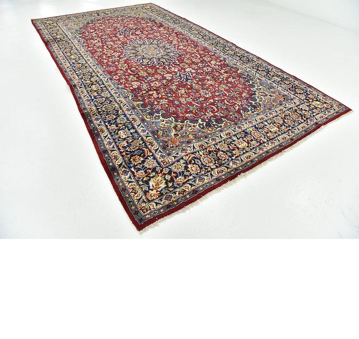 7' 8 x 14' 1 Isfahan Persian Rug