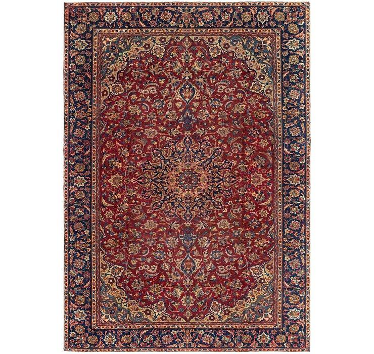 7' 10 x 11' 4 Isfahan Persian Rug