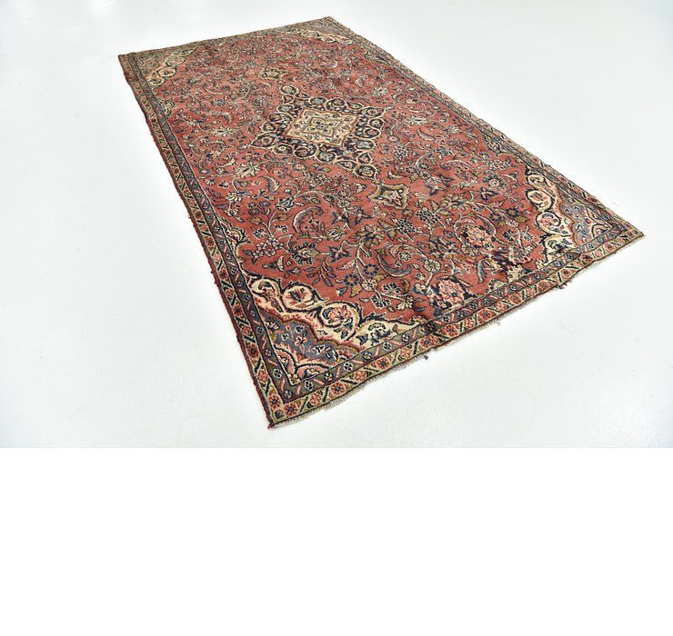 5' 4 x 9' 2 Shahrbaft Persian Rug
