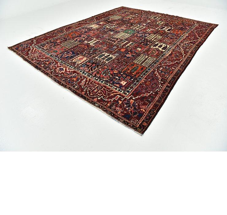10' 2 x 12' 9 Bakhtiar Persian Rug