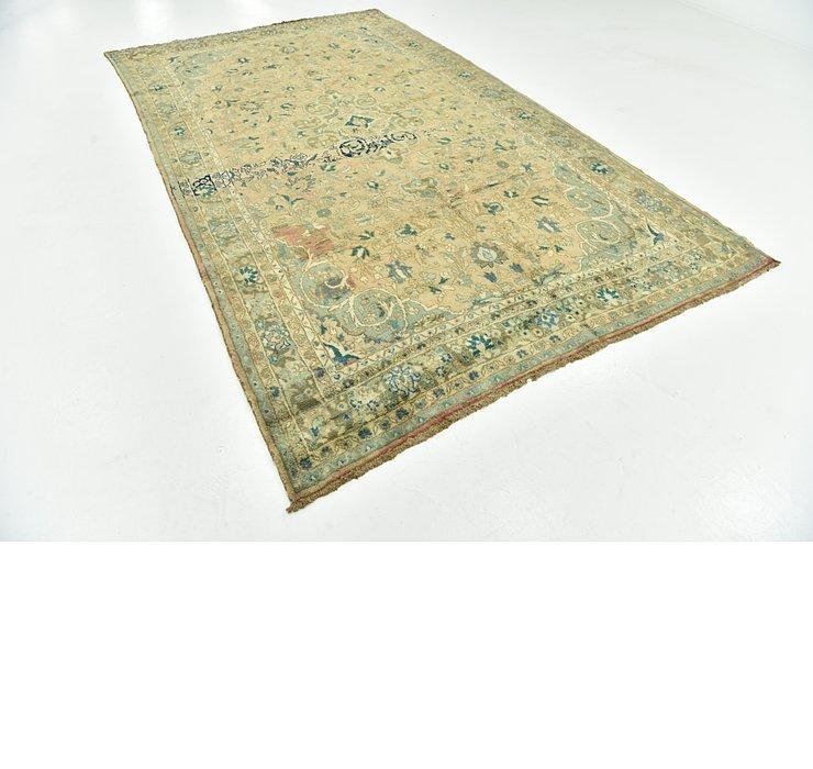 6' 8 x 11' 2 Hamedan Persian Rug