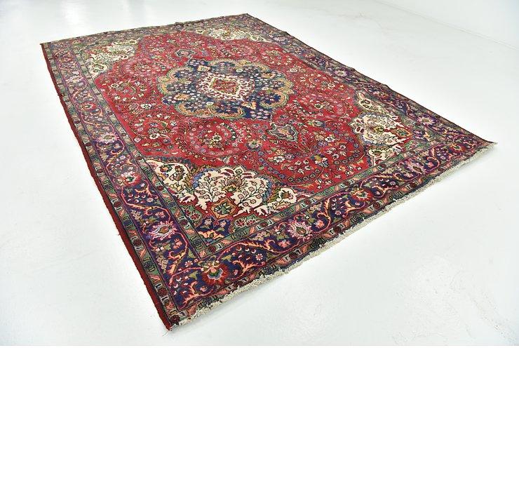 8' 5 x 11' 8 Tabriz Persian Rug