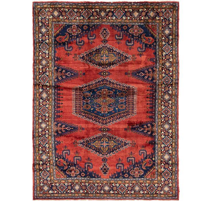 8' 1 x 11' Viss Persian Rug