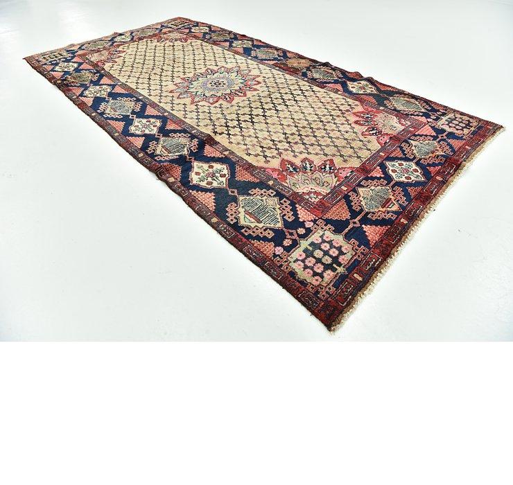 5' x 9' 4 Songhor Persian Rug