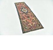 Link to 80cm x 260cm Hamedan Persian Runner Rug