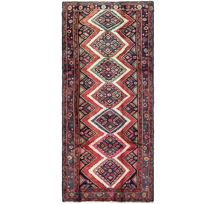 3' 7 x 8' 2 Chenar Persian Runner Rug