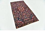 Link to 122cm x 225cm Hamedan Persian Rug