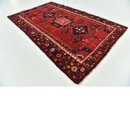 Link to 142cm x 225cm Hamedan Persian Rug