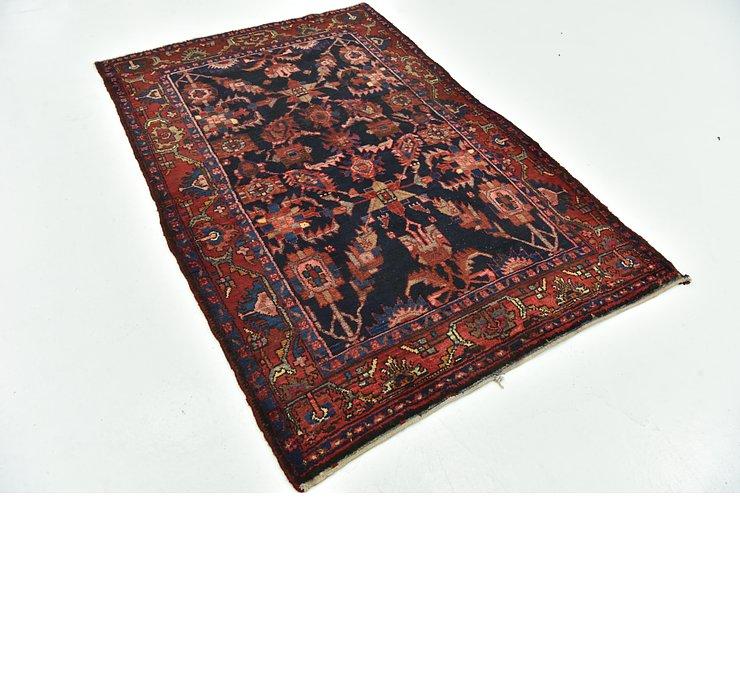 4' 6 x 6' 9 Nahavand Persian Rug