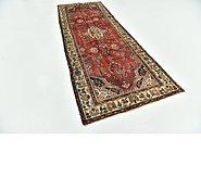 Link to 122cm x 323cm Hamedan Persian Runner Rug