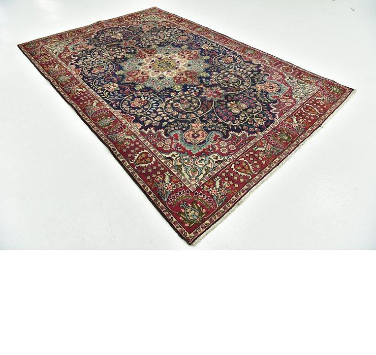 195cm x 295cm Tabriz Persian Rug