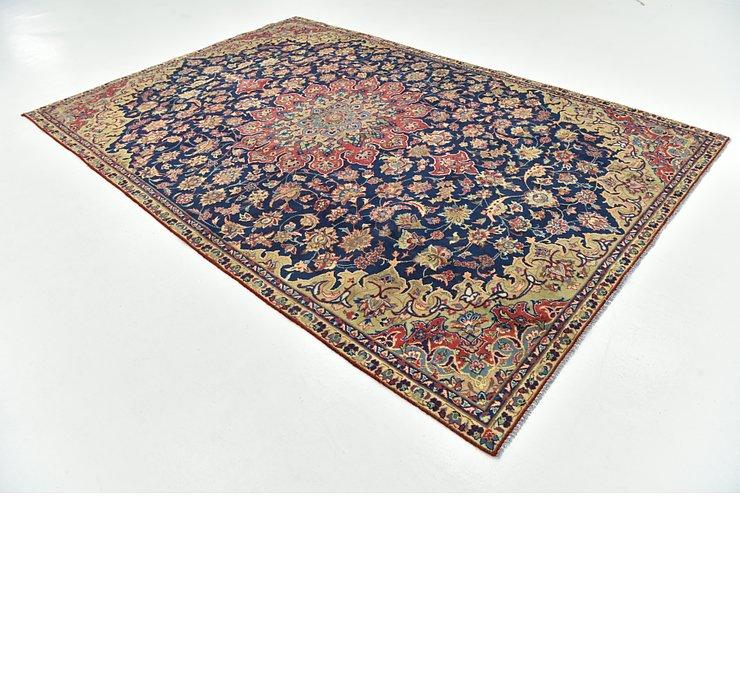 7' 3 x 10' 10 Isfahan Persian Rug